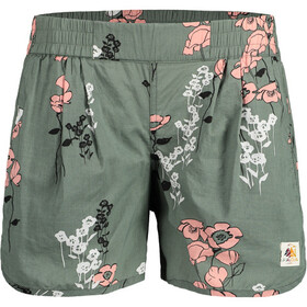 Maloja UrschaiaM. Pantaloncini Donna, cypress poppy